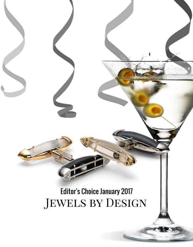 Jewels by Design cufflinks