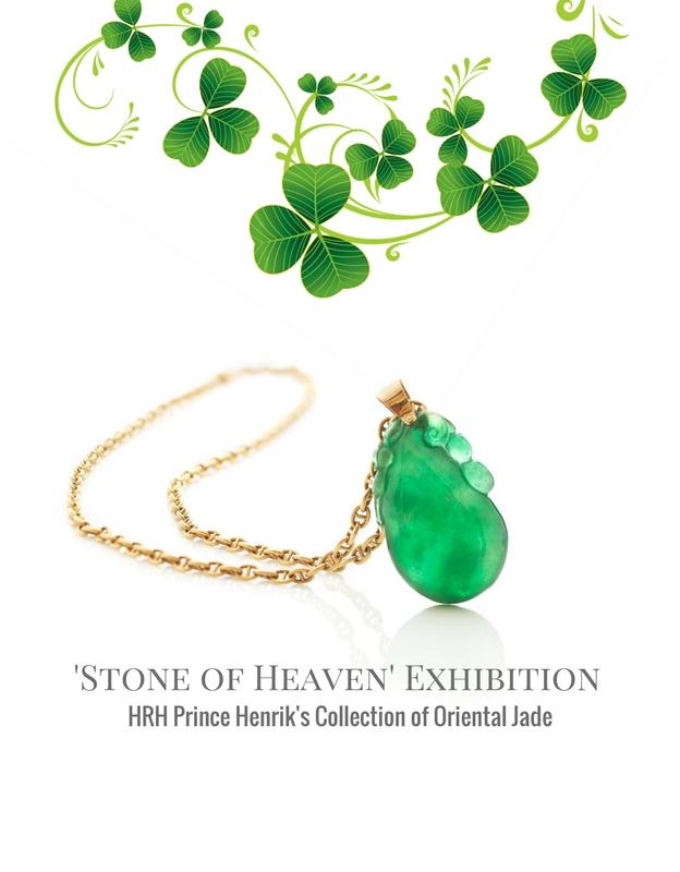 Jade Pendant Prince Henrik