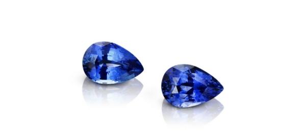 Cynthia Renee blue sapphires 6.70 ct