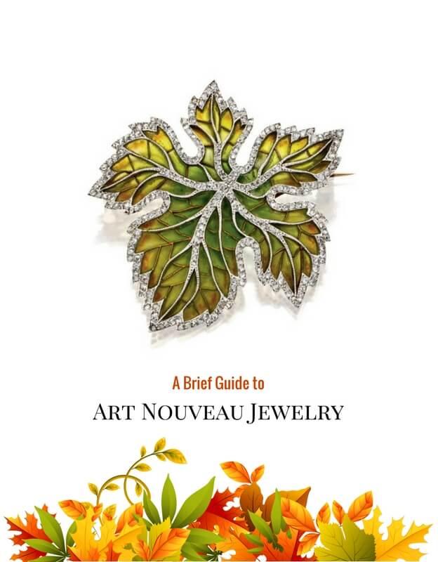 art nouveau, guides, collecting