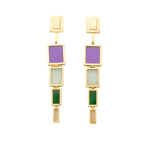 Obelisco Earrings