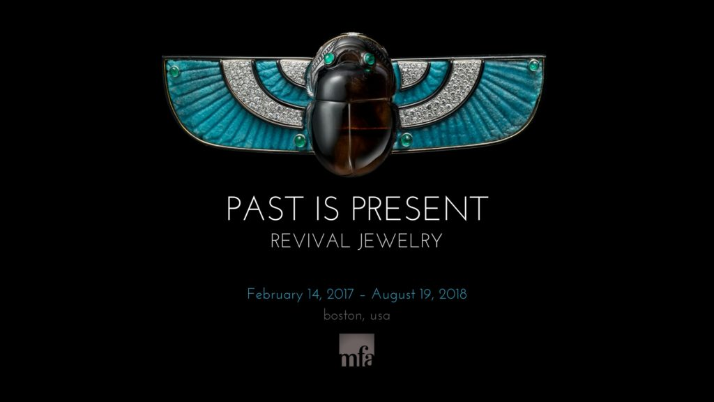 revival, exhibition, jewelry, boston