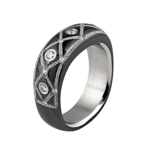 Knightsteel Diamond Ring