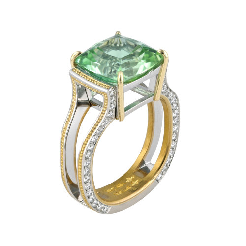 Tiel Tourmaline Ring